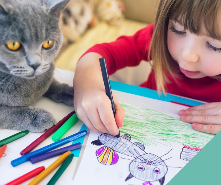 Animal activities to keep your children occupied