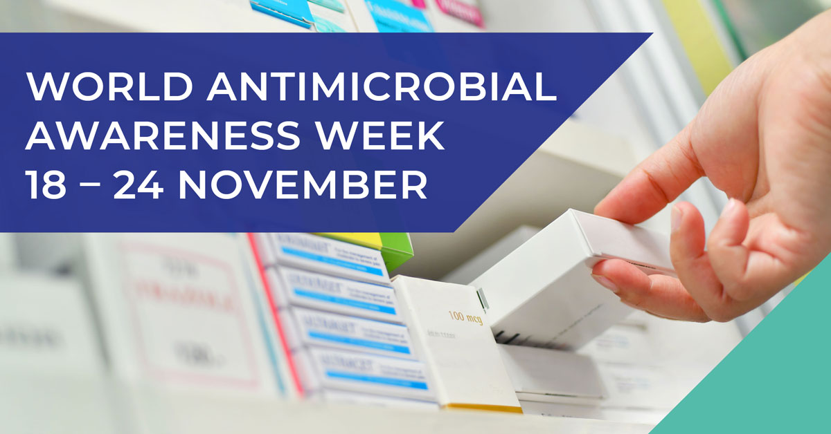 Antimicrobial Awareness Week