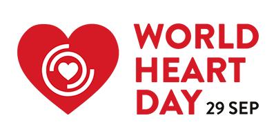 World Heart Day – 29 September 2020